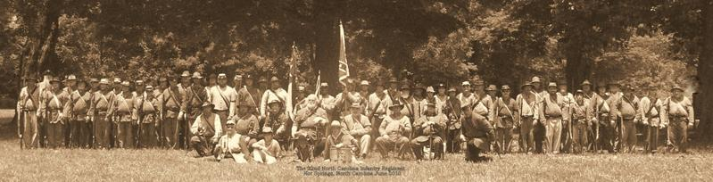 The 22nd North Carolina Infantry Regiment 2010